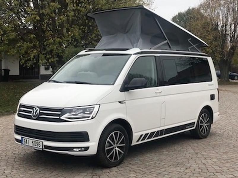 Video test Volkswagen California Ocean 2.0 TDI