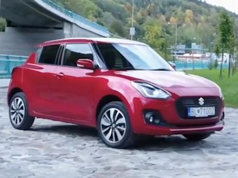 Test Suzuki Swift 1,2 ALL GRIP 4WD