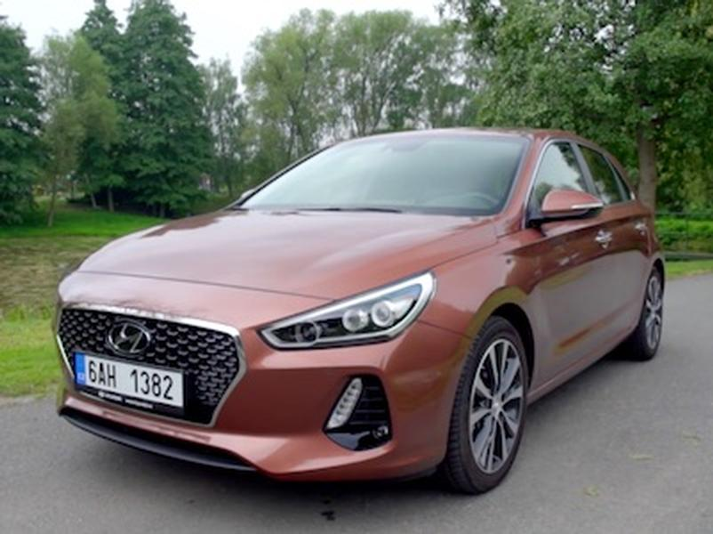 Video test Hyundai i30 1.4 T-GDI