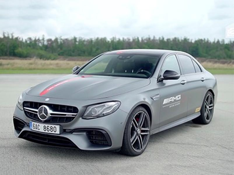 Test Mercedes-AMG E63 S 4Matic