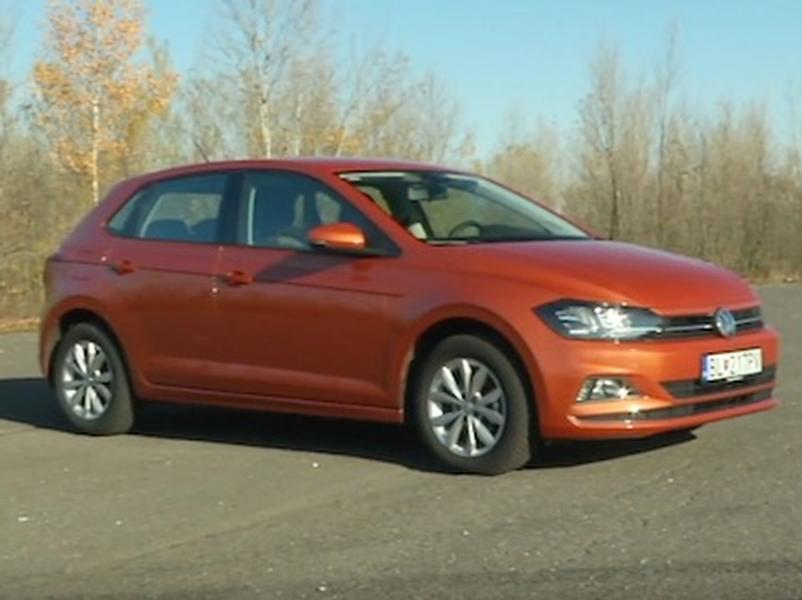 Video test Volkswagen Polo 1.0 TSI