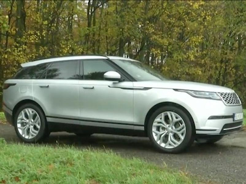 Video test Range Rover Velar D240