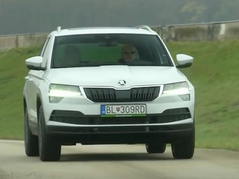 Video test Škoda Karoq 2.0 TDI