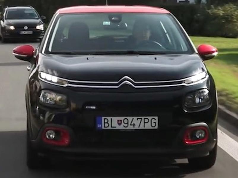 Video test Citroen C3 1.2 PureTech AT