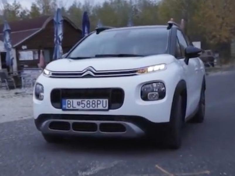 Video test Citroën C3 Aircross