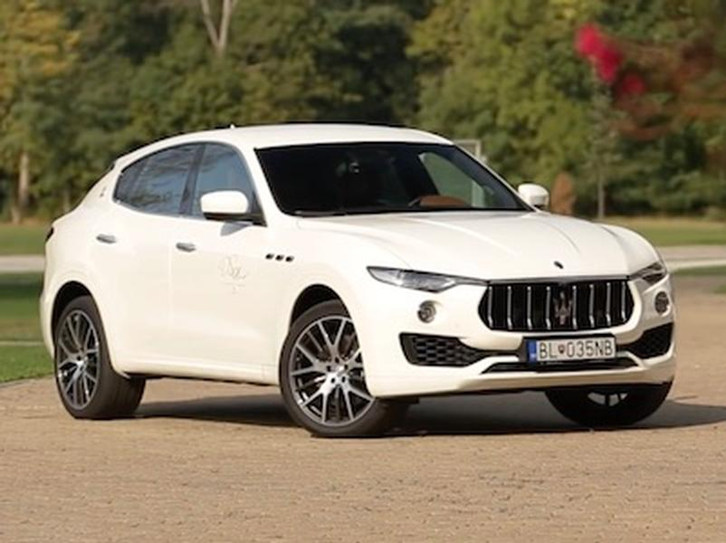 Video test Maserati Levante S 3.0 V6 biturbo