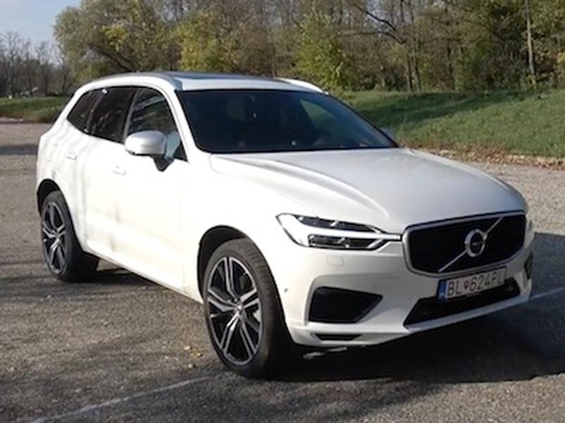 Test Volvo XC60 T8 Plug-in-Hybrid