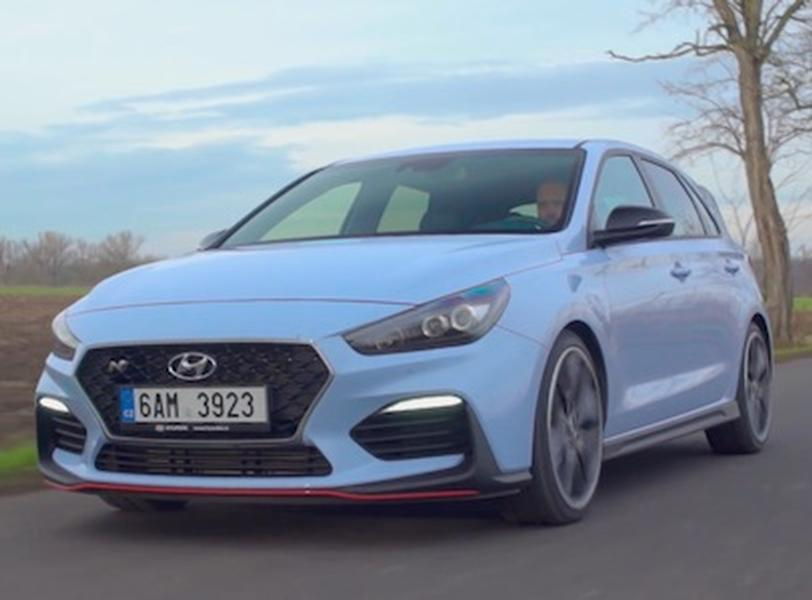 Video test Hyundai i30N vs. VW Golf GTI Performace