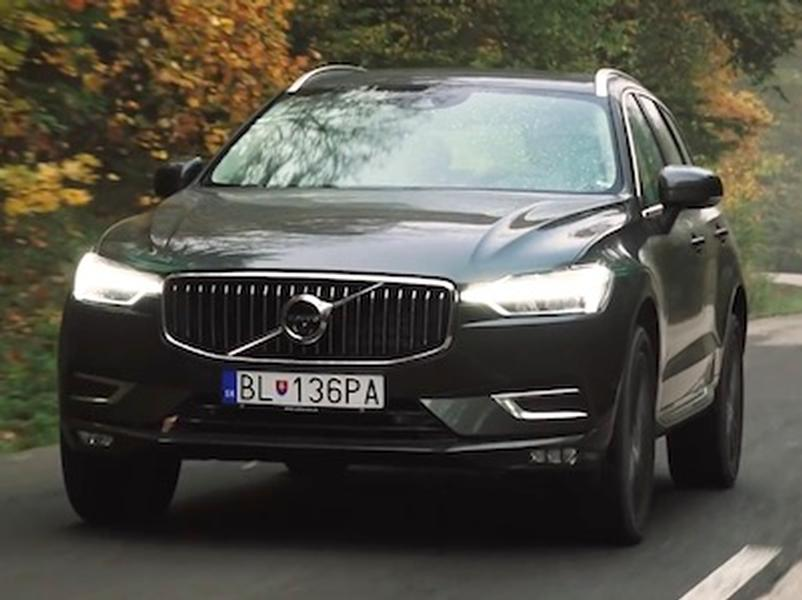 Video test Volvo XC60 2.0 D5 AWD