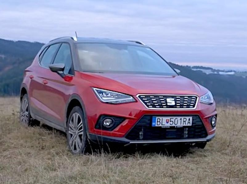 Video test Seat Arona 1,0 TSI Xcellence