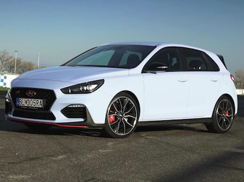 Test Hyundai i30 N vs Honda Civic Type R