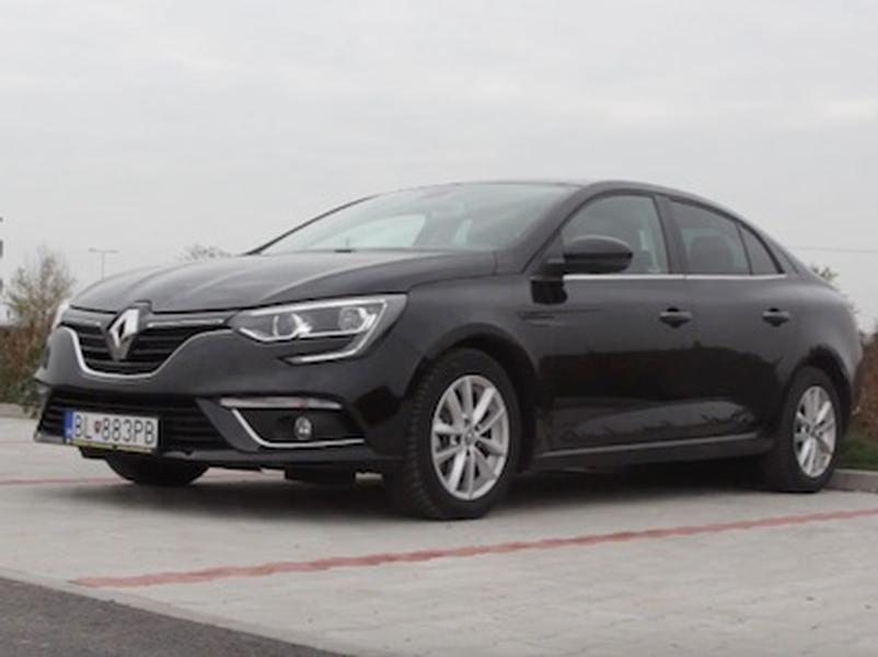 Video test  Renault Megane GrandCoupé dCi 110
