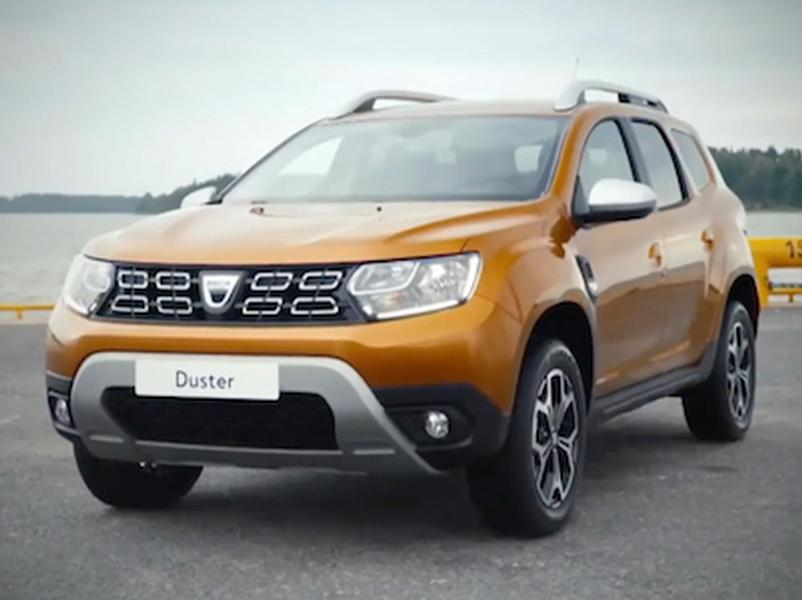 Video test Dacia Duster TCE 125 4x4