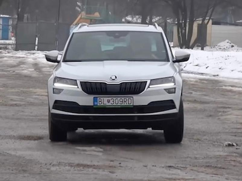 Video test Škoda Karoq 2.0 TDI 4x4 DSG