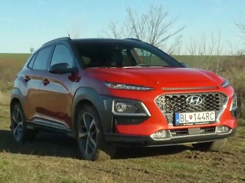 Video test Hyundai Kona 1.6 T-GDI