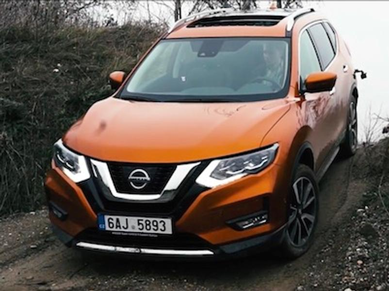 Video test Nissan X-Trail 2.0 dCi
