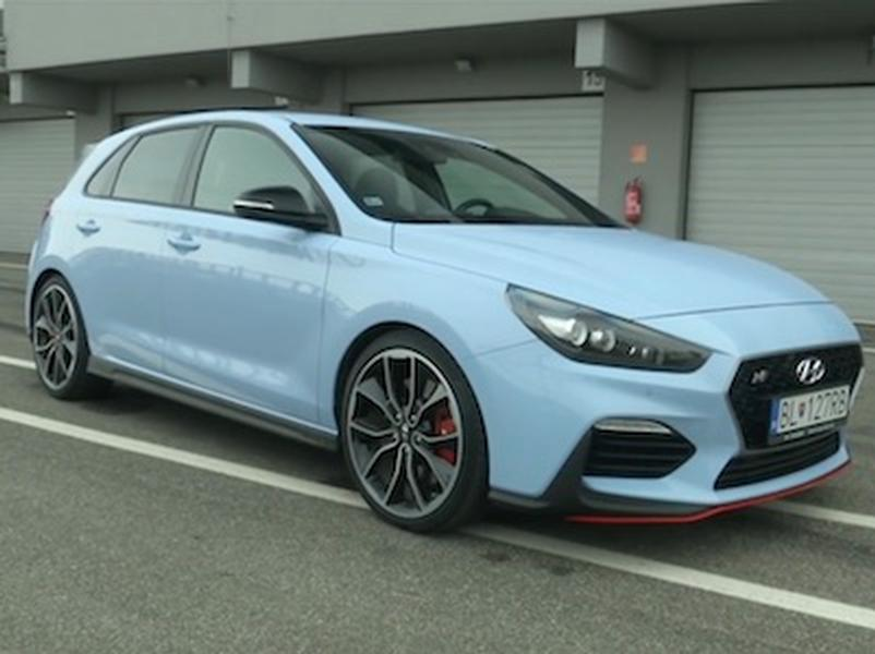 Video test Hyundai i30N Performance