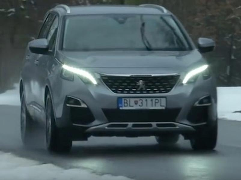 Video test Peugeot 5008 1.6 BlueHDI
