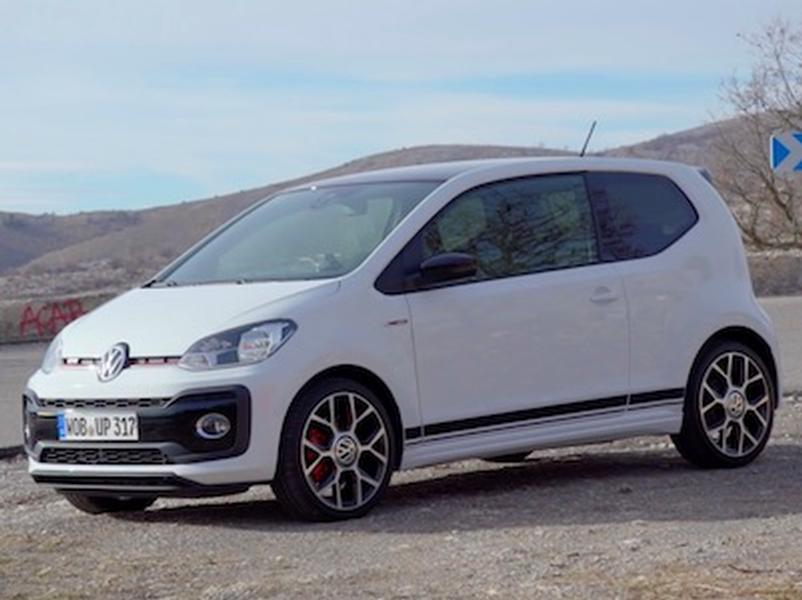 Video test Volkswagen up! GTI