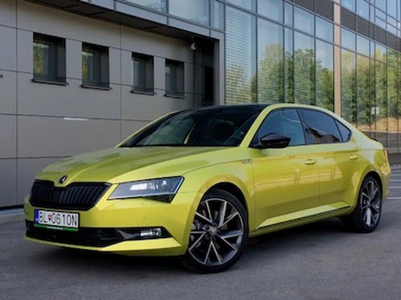 Video test Škoda Superb 2.0 TSI