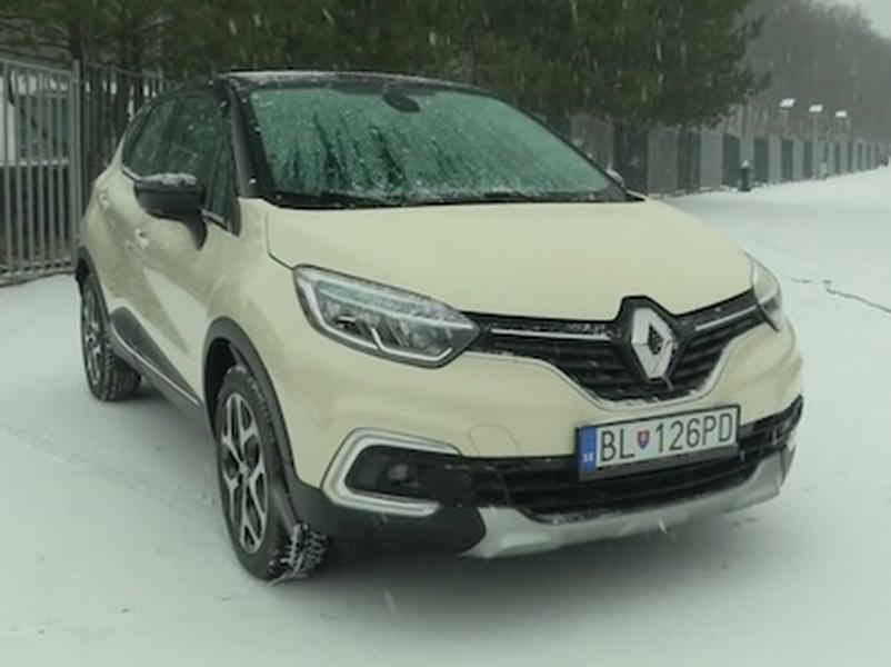 Video test Renault Captur TCe 120