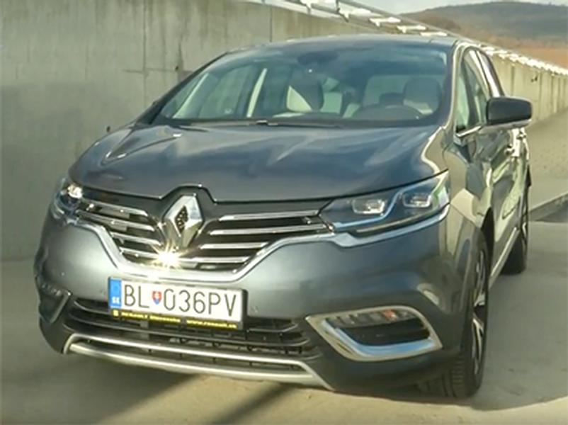 Video test Renault Espace Energy TCe 225 EDC
