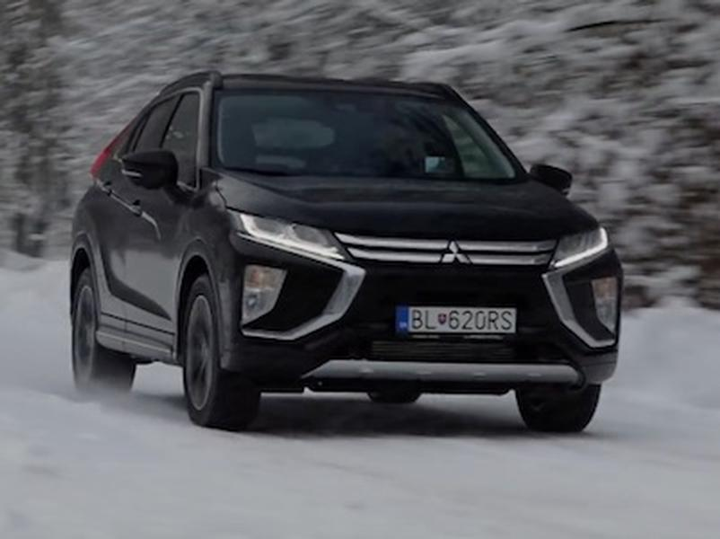 Test Mitsubishi Eclipse Cross