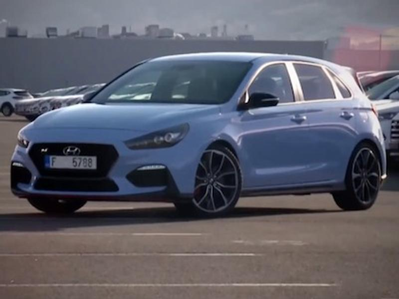 Video test Hyundai i30 N Performance