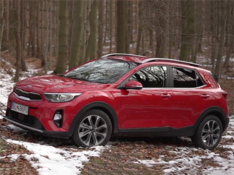 Video test KIA Stonic 1,6 CRDi