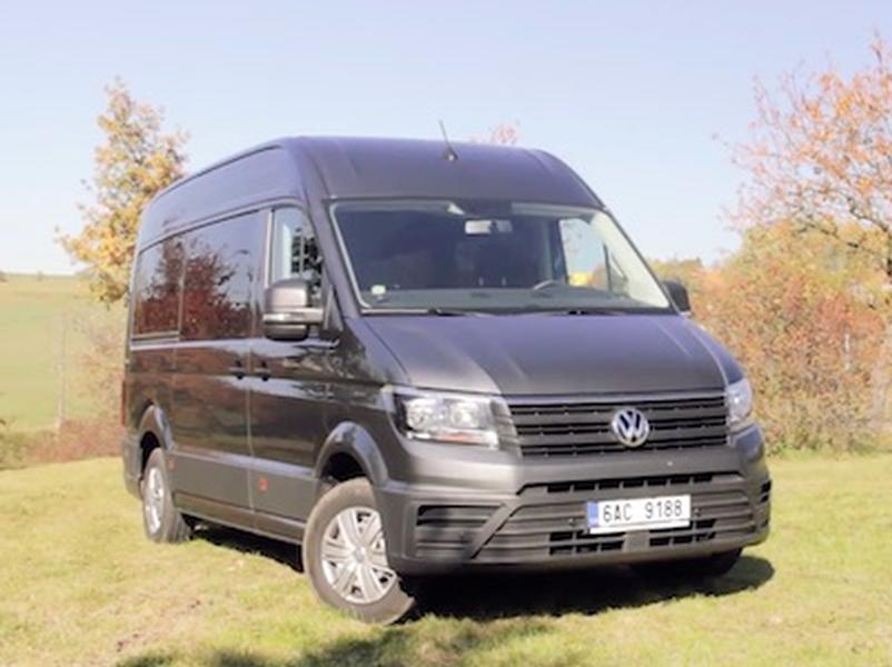 Video test Volkswagen Crafter