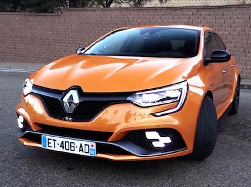 Video test Renault Megane RS