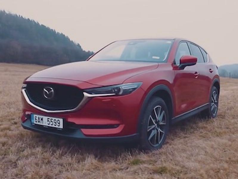 Video test Mazda CX-5