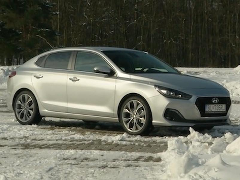 Video test Hyundai i30 Fastback 1.4 T-GDi