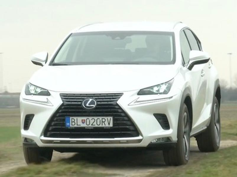 Video test LEXUS NX 300h