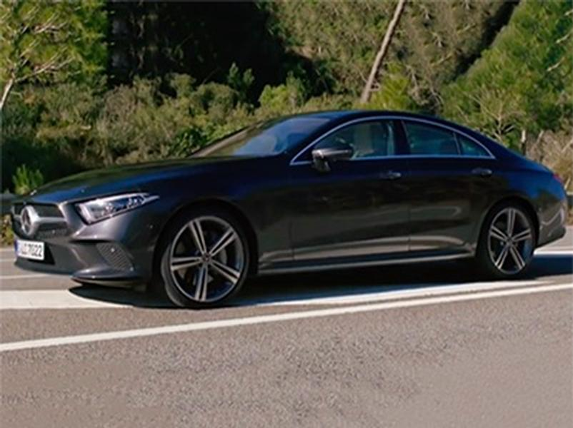 Test Mercedes-Benz CLS 400d 4Matic