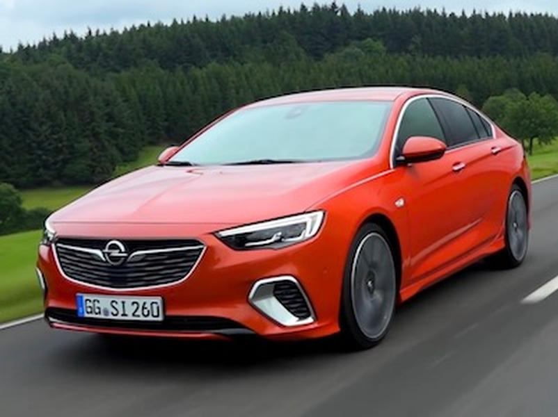 Video test  Opel Insignia GSi