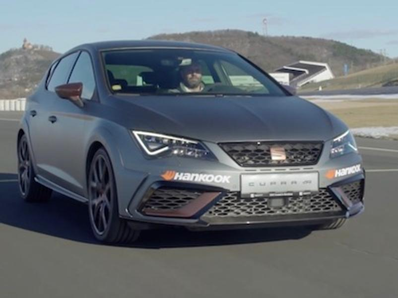 Video test Seat Leon Cupra R