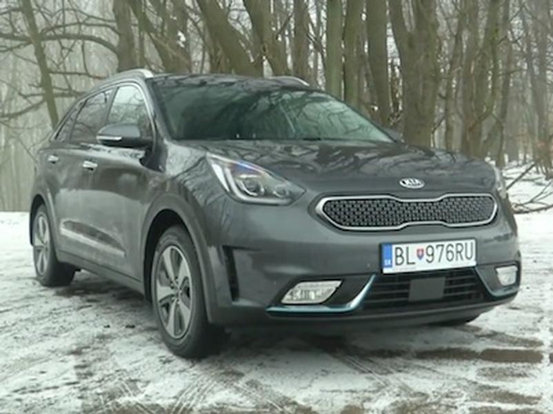 Video test KIA Niro PLUG-IN Hybrid