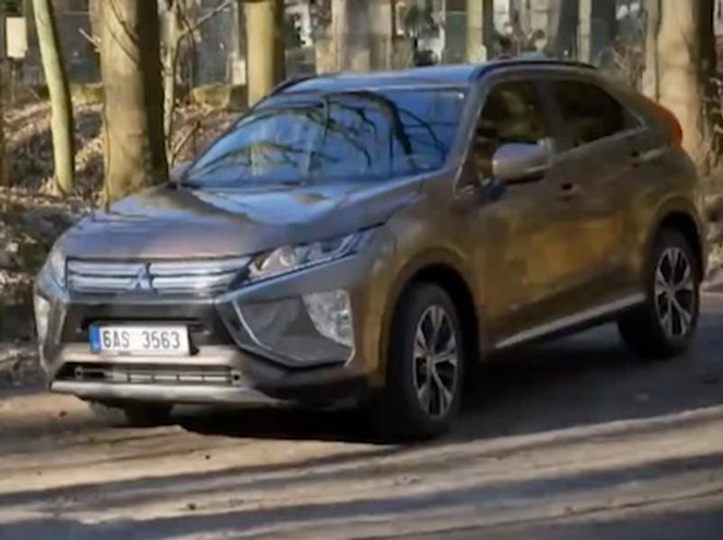 Test Mitsubishi Eclipse Cross 1.5 Turbo 2WD