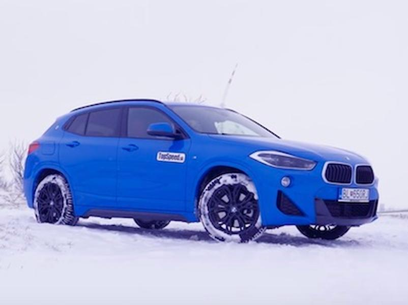 Video test BMW X2 25d xDrive