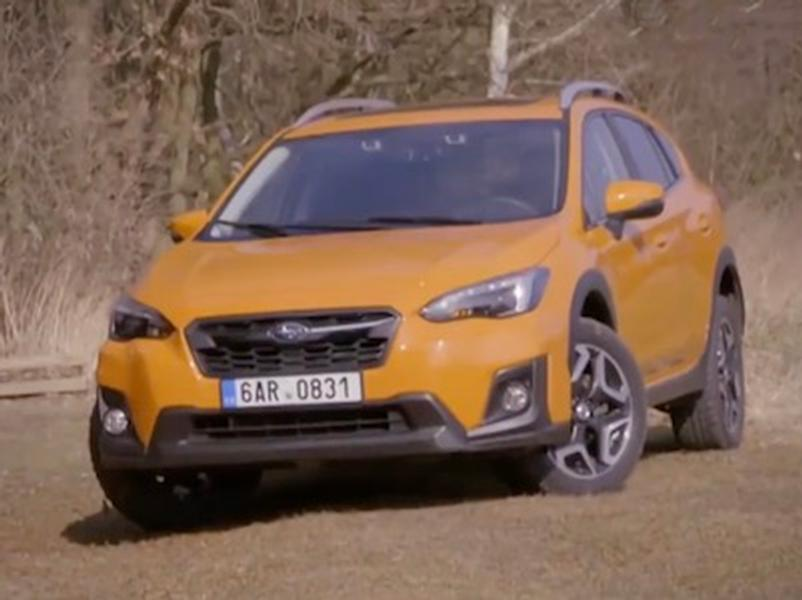 Video test Subaru XV 2.0l-S Lineartronic