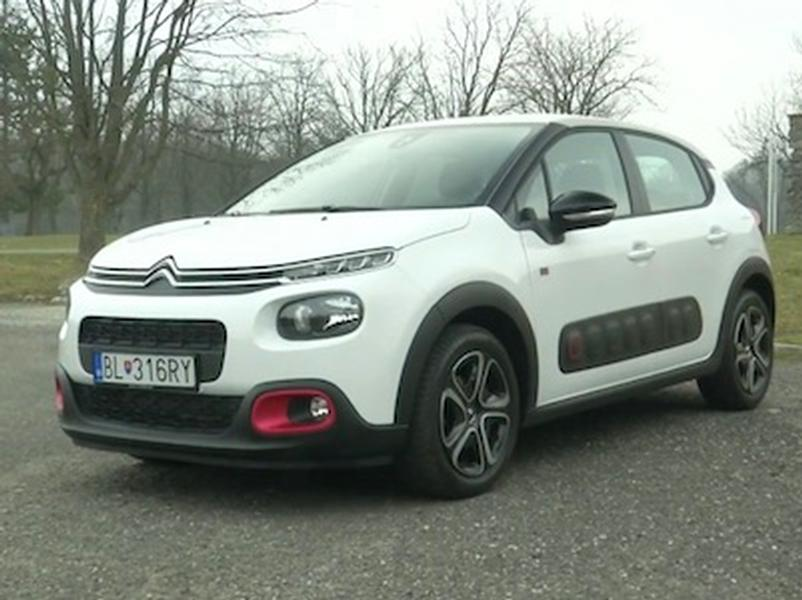 Test Citroën C3 1,2 Elle