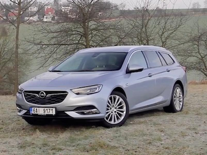 Video test Opel Insignia SportsTourer 2.0 CDTi