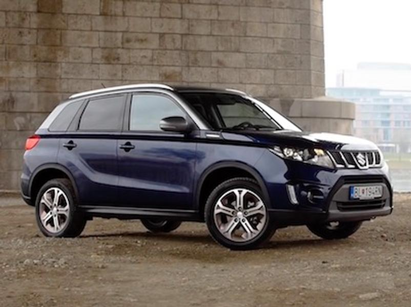 Video test  Suzuki Vitara  1.6VVT 4WD