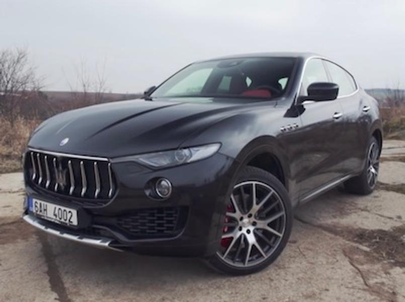 Video test Maserati Levante S