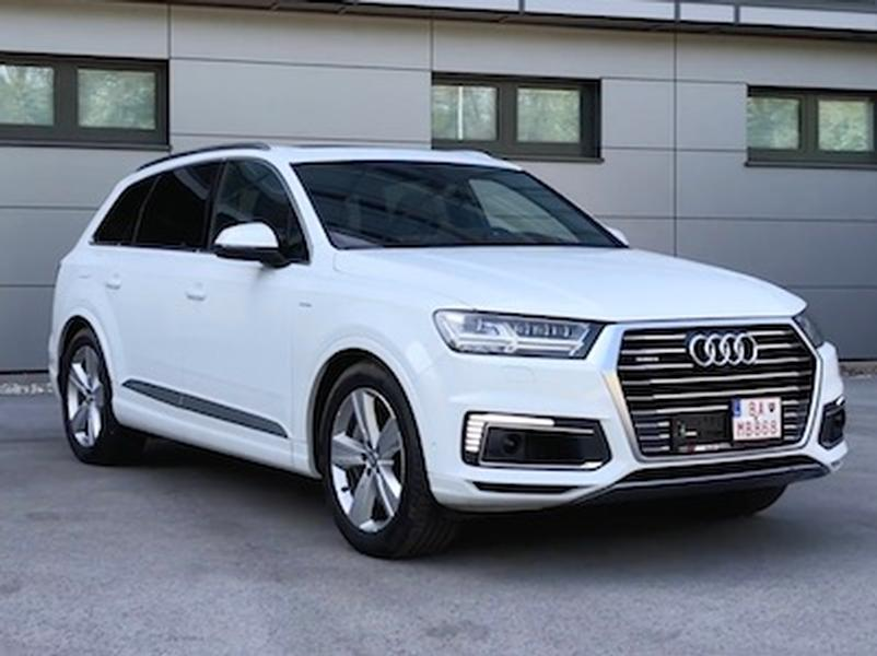 Video test Audi Q7 e-tron Quattro