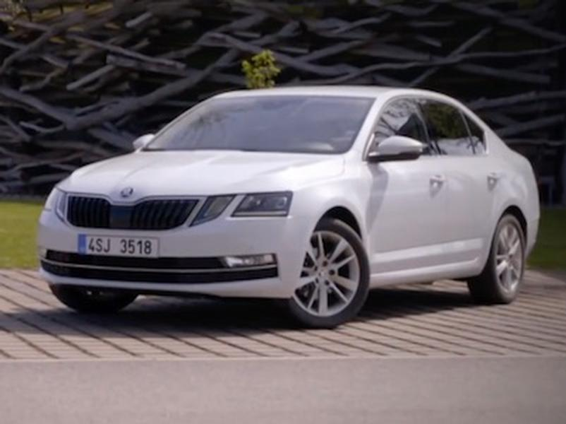 Video test Škoda Octavia G-Tec + Citigo G-Tec