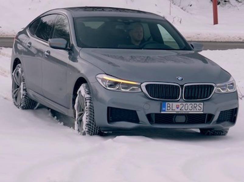 Video test BMW 640d GT xDrive