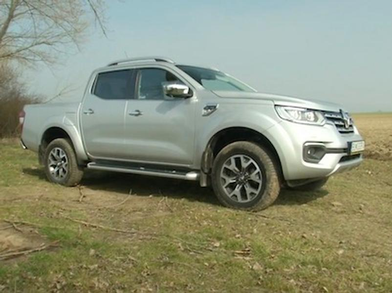 Video test Renault Alaskan 190 dCi