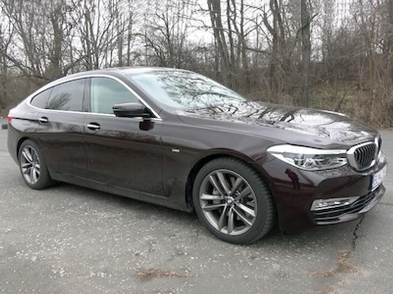 Video test BMW 640i Gran Turismo